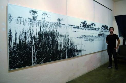 Bonfanti Emiliano a sido elegido para participar Conocé aqui a los seleccionados del Salón Nacional de Artes Visuales