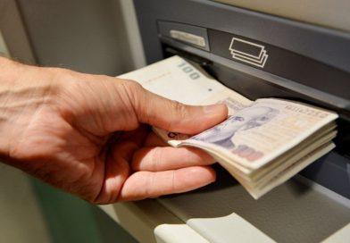 Cronograma de pago de la primera cuota del aguinaldo estatalesdisponibles en los cajeros automáticos a partir del sábado 23 de junio