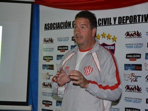 Destacan el trabajo del Esperancino Alejandro Trionfini  en Fútbol Amateur de Unión de Sta Fe