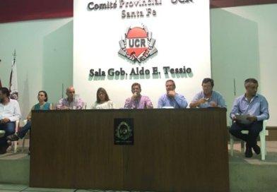 """Jorge Henn: """"Los radicales santafesinos elegimos seguir siendo parte del Frente Progresista en la Provincia y defender nuestra identidad""""."""