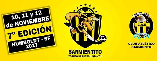 Aqui como terminó clasificación Torneo Sarmientito Humboldt 2017