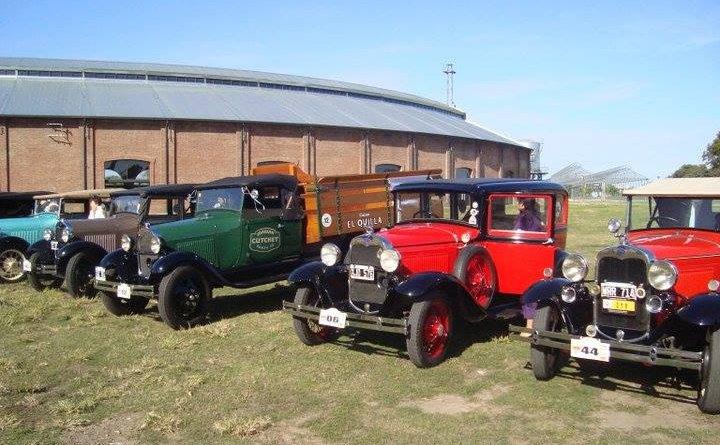 Primer competencia Campeonato 2018 – 8 de abril – HUMBOLDT – 3er Rally de Regularidad organizado por la Asociación Humbolense de autos Antiguos, Clásicos y Hot Rod