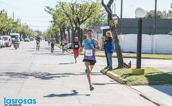 José Zabala de Humboldt logró salir 1° en Las Rosas