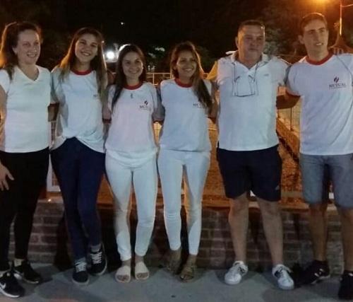 Se presentó el equipo de Profesores temporada 2018-2019 en Colonia Vacaciones CAJU