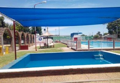 Hoy sabado 15,30 hs comienza la temporada del natatorio Club Juv Unida de Humboldt (VER 13 FOTOS)