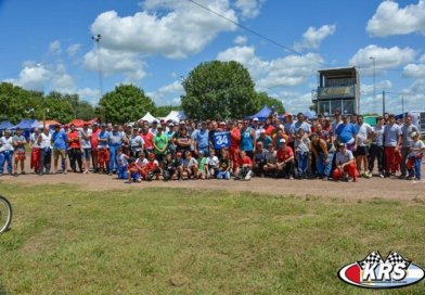 138 maquinas en el kartódromo de la Mutual Club Juv Unida de Humboldt (ver resultados)