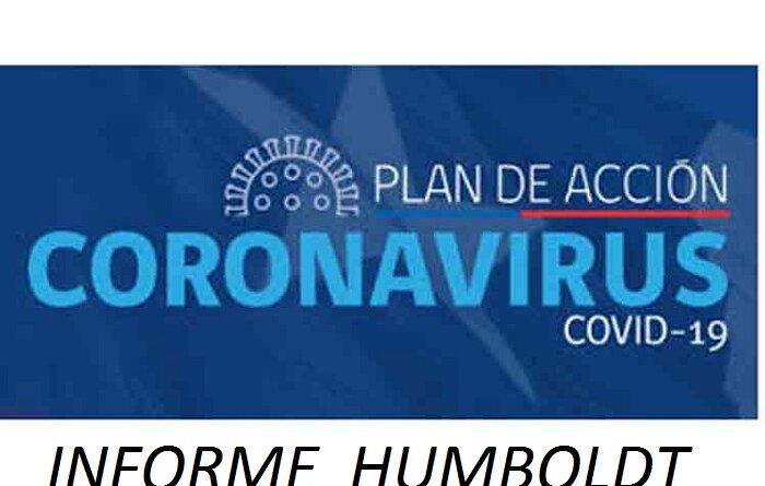 COVID 19 EN HUMBOLDT : Informe del LUNES 28/9 ( 7 nuevos casos) aqui todas las localidades Prov Sta Fe