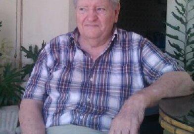 Falleció 23 Enero en Humboldt Aurelio Juan Girolimeto 84  años