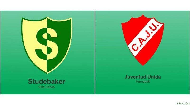 Studebaker – Juv Unida de Humboldt 1° Final de la Copa Federación se disputó en Villa Cañas
